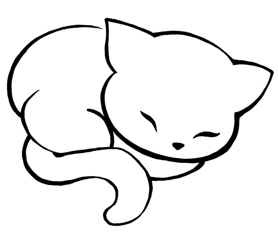 Tuto comment faire un dessin proportionnel la tutoth que - Comment dessiner un chat facilement ...